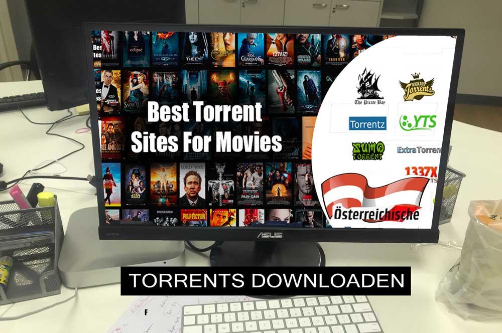 Das sind die besten Deutsche Torrent Seiten!