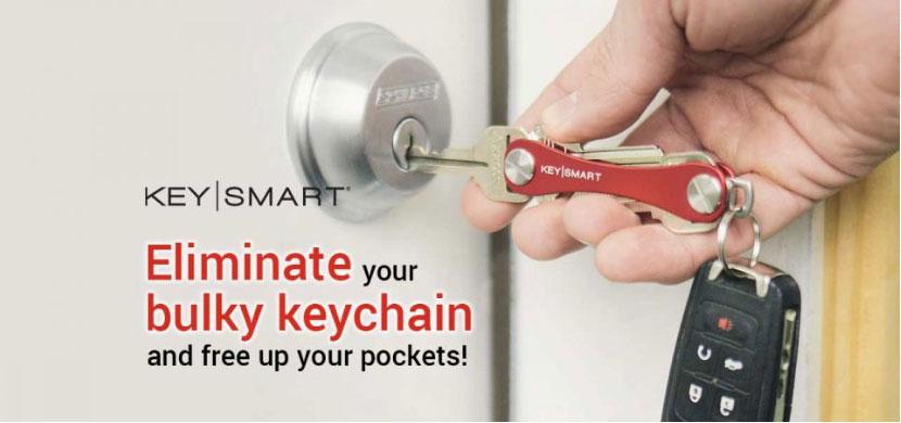 KeySmart Testbericht: Mit diesem Gadget organisieren Sie Ihre Schlüssel.