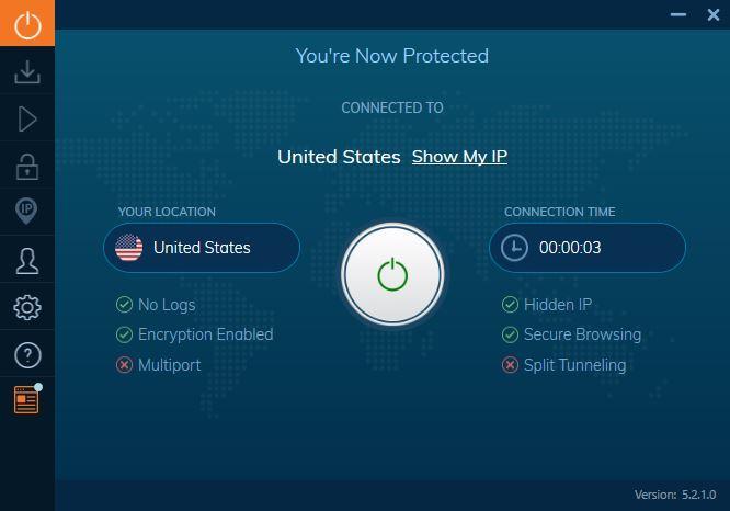 ivacy bietet