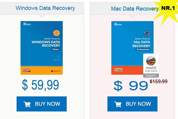 Datenwiederherstellung kosten