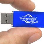 The PhotoStick Mobile auch für PC