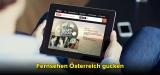 Online Fernsehen Österreich: So geht das auch im Ausland